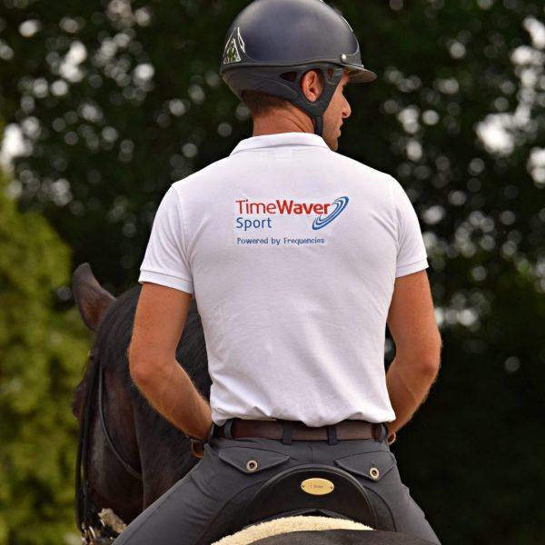 Borja Carrascosa Martinez und TimeWaver Sport Systeme für Pferde